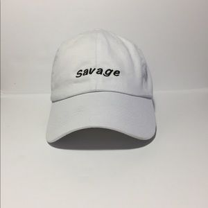 d43d4662797 Accessories - Savage embroidered polo dad hat